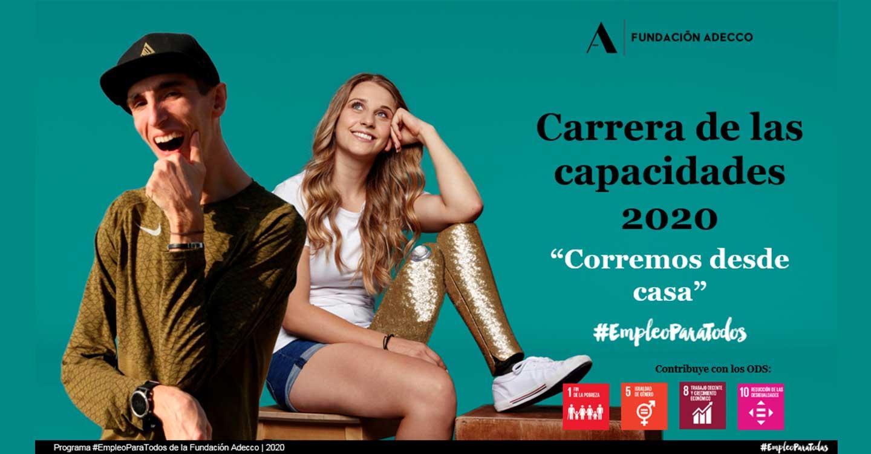 Los deportistas Desirée Vila y Alex Roca reivindican el empleo de las personas con discapacidad como única garantía para superar la exclusión y la pobreza en tiempos de la COVID-19