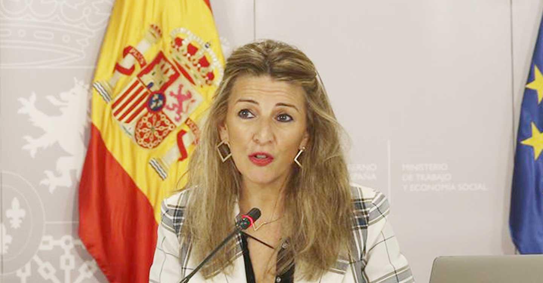 Díaz presenta a las comunidades autónomas la nueva generación de Políticas Activas de Empleo para el siglo XXI