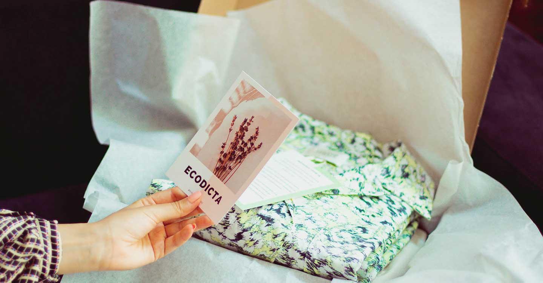 Ecodicta ayuda a las firmas de moda a dar salida al excedente de stock tras el confinamiento