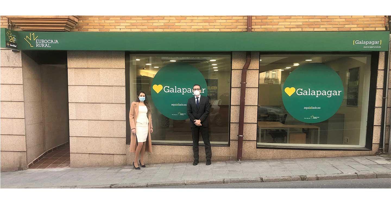 Eurocaja Rural combate la recesión abriendo nueva oficina en Galapagar (Madrid)