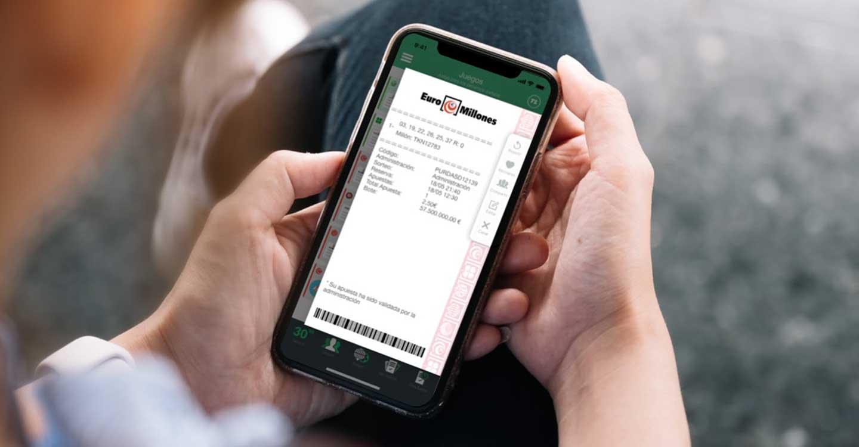Para facilitar la desescalada, 280 Administraciones de Lotería de toda España atenderán a sus clientes por internet desde la aplicación móvil TuLotero.