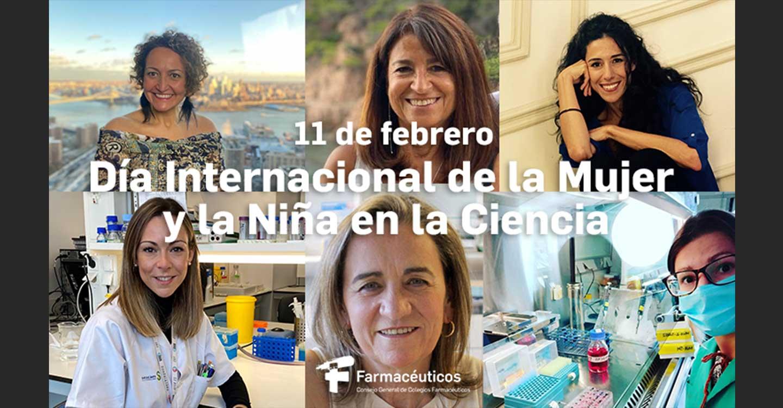 Las mujeres farmacéuticas, cada vez más presentes en la investigación pública y privada