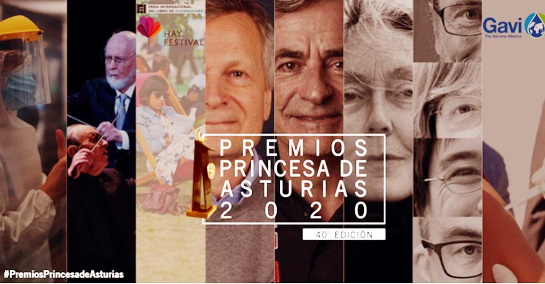 La Fundación Princesa de Asturias reconoce con el Premio de la Concordia 2020 la vocación de servicio de todos los Farmacéuticos en la pandemia