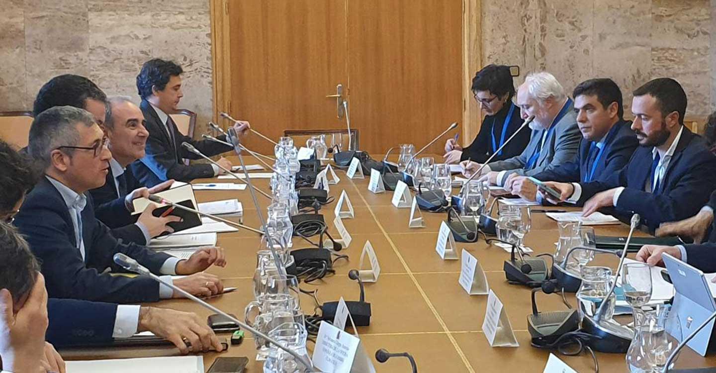 El Gobierno de Castilla-La Mancha pide la inclusión de la comarca de Puertollano en el fondo europeo de ayudas de Transición Justa
