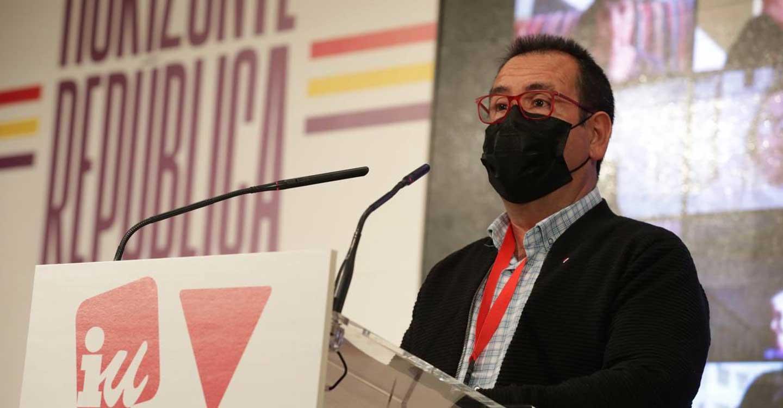 El Coordinador de IU Castilla-La Mancha, Juan Ramón Crespo, formará parte de la Secretaría de Estado para la Agenda 2030