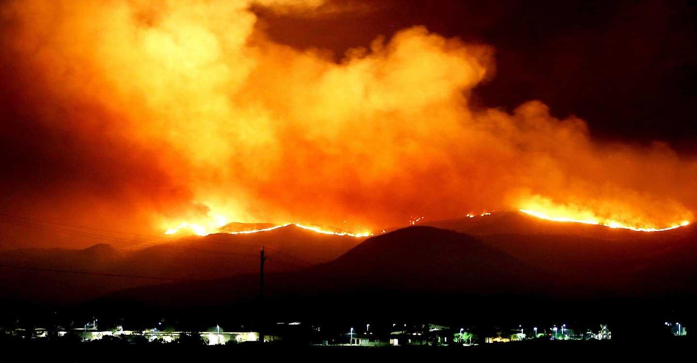 El MITECO despliega un amplio dispositivo para luchar contra los incendios forestales
