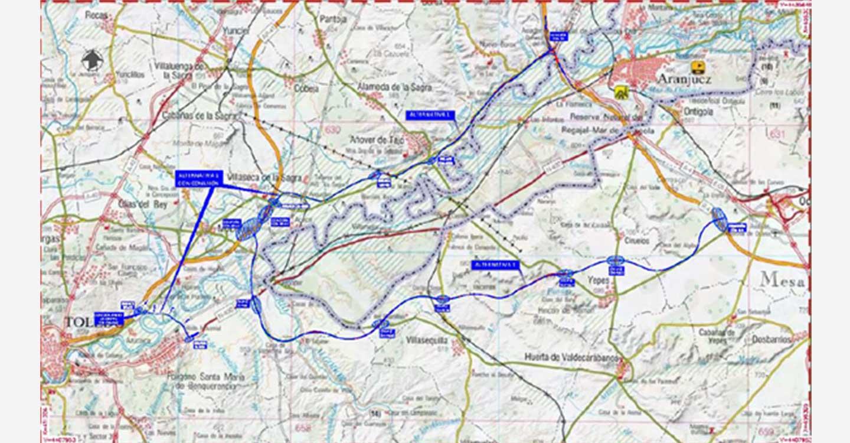 Mitma aprueba provisionalmente el estudio informativo de la autovía A-40 en su tramo Toledo (conexión con AP-41) – Ocaña (R-4)