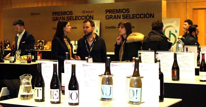 Las nueve DO de Castilla-La Mancha y los productos Gran Selección estarán en Enofusión, el encuentro internacional del vino que se celebra en Madrid Fusión