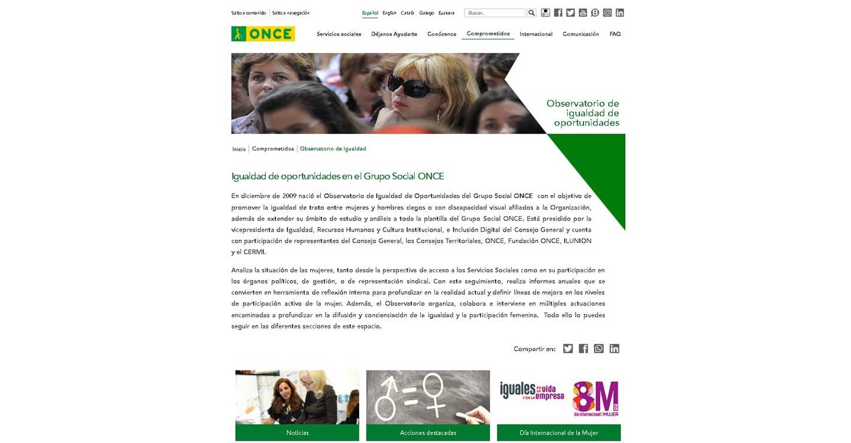 La ONCE presenta los cupones dedicados al Día de la Igualdad Salarial y al Día Internacional de la Mujer