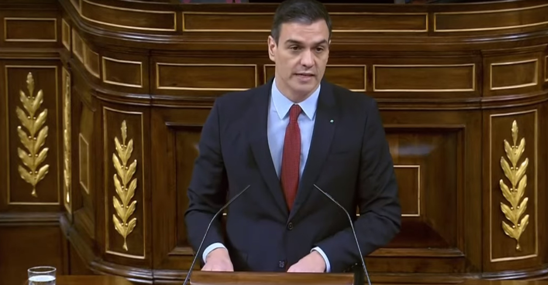 Pedro Sánchez reclama tiempo, unidad y lealtad institucional para vencer al COVID-19