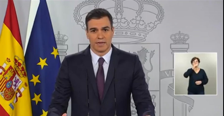 Pedro Sánchez solicitará al Congreso de los Diputados una quinta prórroga del estado de alarma