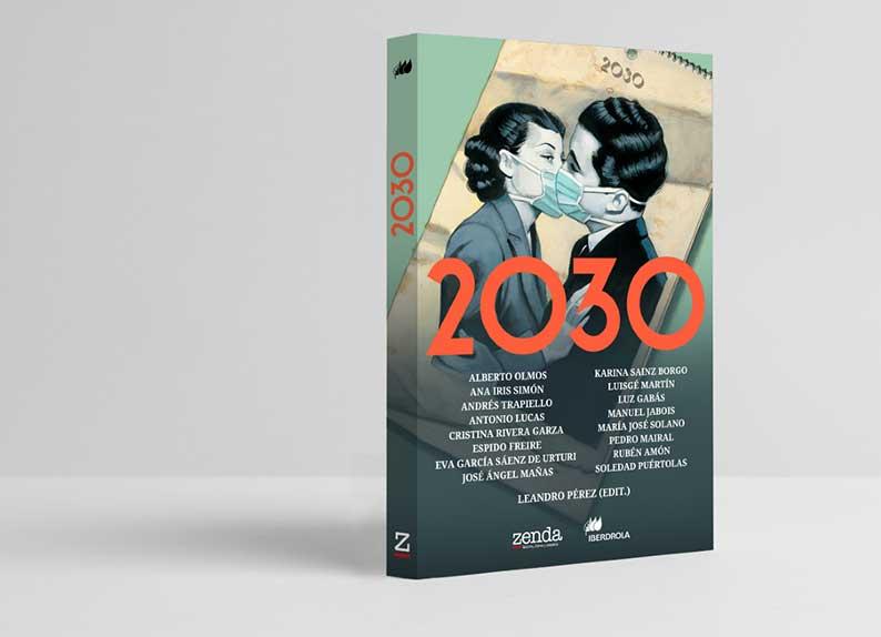 Arturo Pérez-Reverte presenta el libro 2030, editado por Zenda, una mirada al futuro de grandes escritores hispanoamericanos