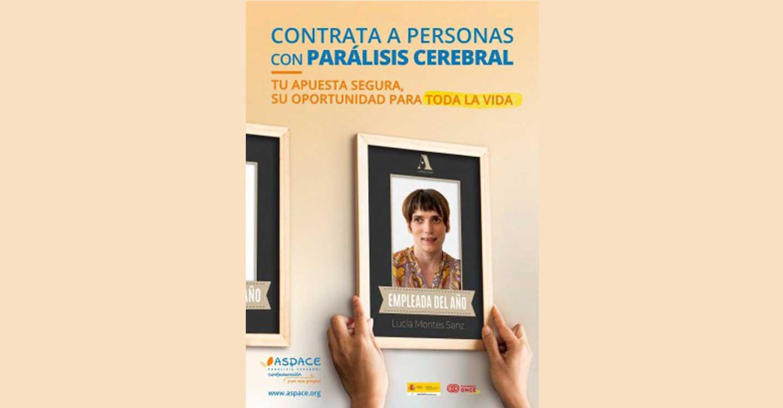 Personas con parálisis cerebral dan a conocer sus experiencias en el ámbito laboral para animar a las empresas a contar con ellas en sus plantillas