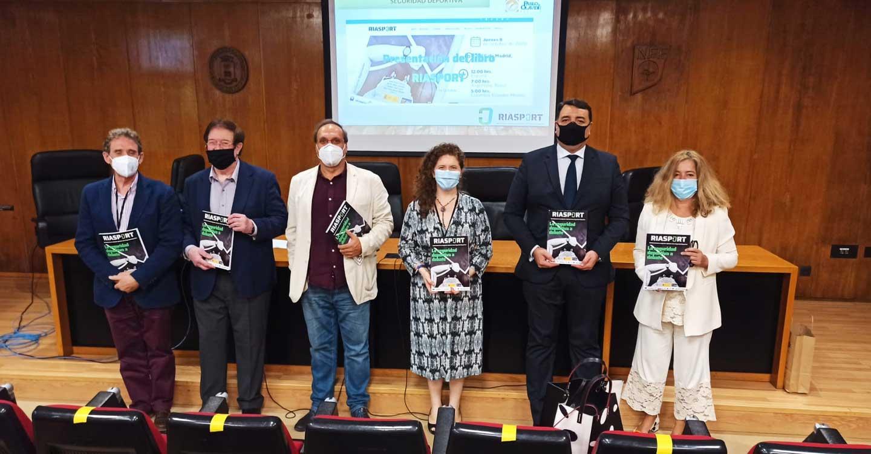 """Presentación del libro """"La seguridad deportiva a debate"""" en el INEF de Madrid"""