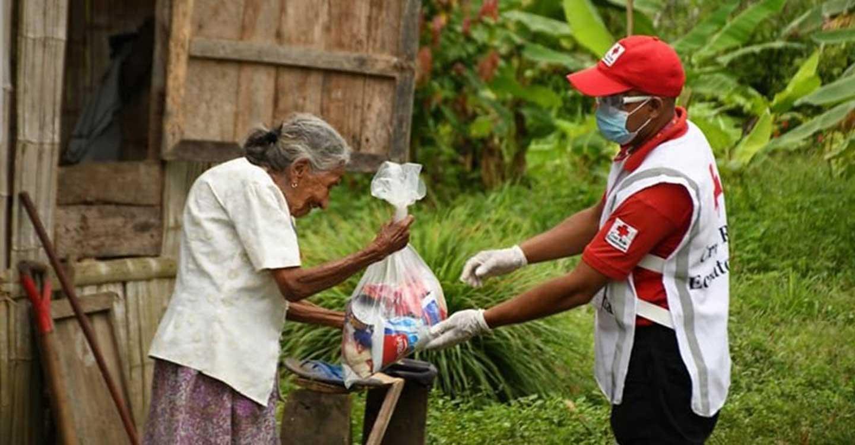 Proteger la salud y reducir el impacto socioeconómico en las personas más vulnerables, prioridades de Cruz Roja en el ámbito internacional