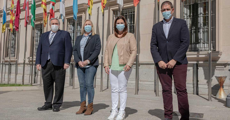 El PSOE lleva al Senado el apoyo a los trabajadores afectados por los ERTE anunciados por Repsol y Petronor en Puertollano, A Coruña y Muskiz (Bizkaia)