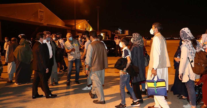El Gobierno de España acoge en Castilla-La Mancha a 68 refugiados afganos