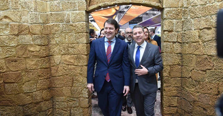 La sanidad, la cultura y el fomento del turismo hermanan las comunidades autónomas de Castilla-La Mancha y Castilla y León