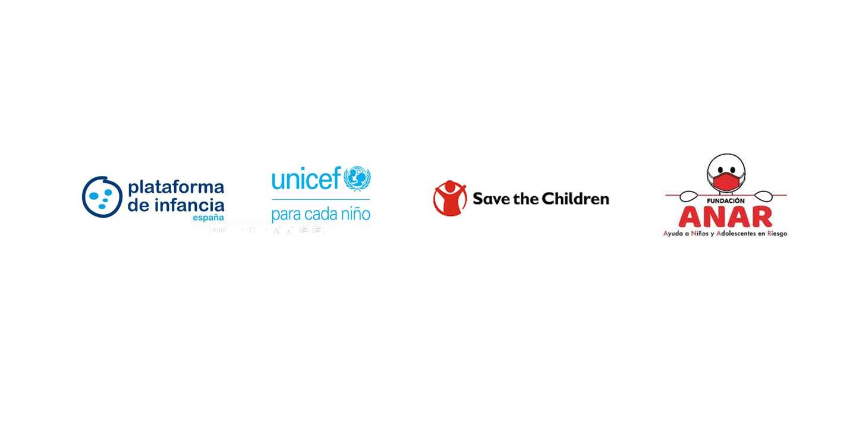 La Plataforma de Infancia, Save the Children, UNICEF y Fundación ANAR piden políticas de infancia más fuertes ante la Comisión para la Reconstrucción Social y Económica