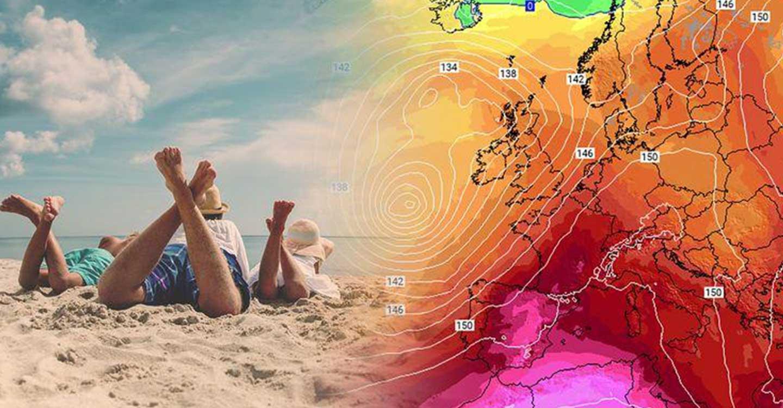 Segunda quincena de agosto con calor