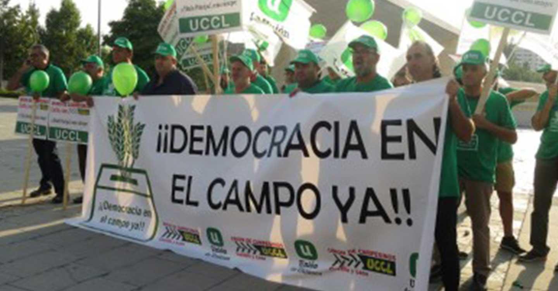 Según Unión de Uniones, la democracia es una de las principales deudas que Planas tiene con el campo