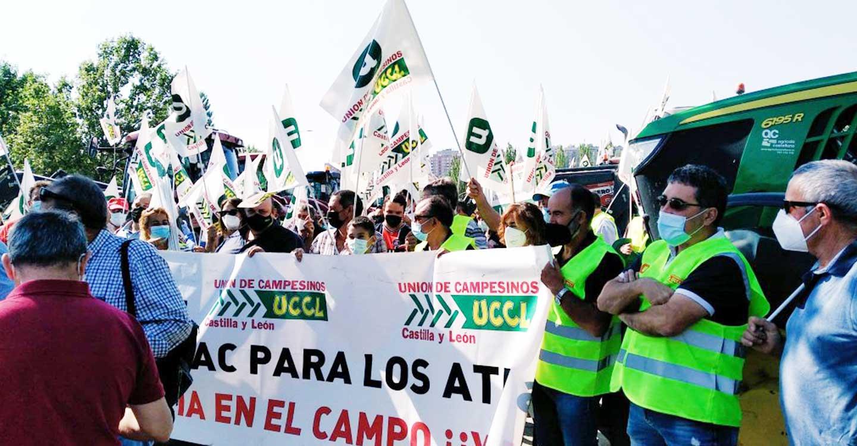 Unión de Uniones reclama a Planas una reorientación de la PAC hacia los agricultores profesionales