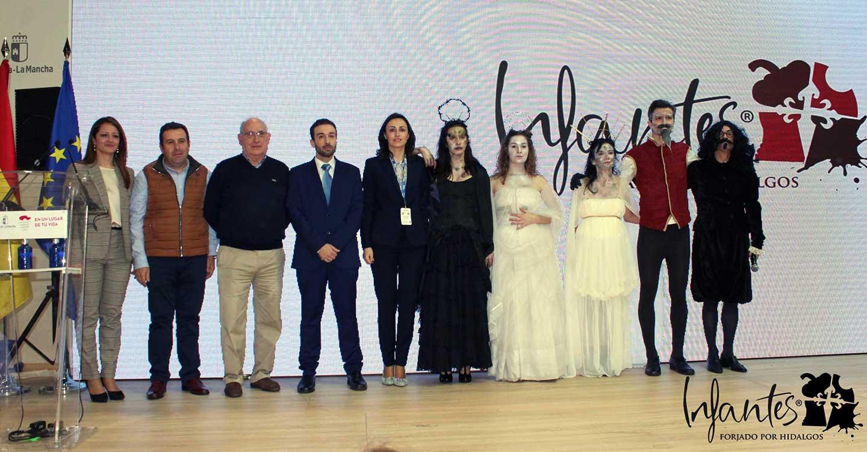 Villanueva de los Infantes presenta en FITUR su nueva marca turística