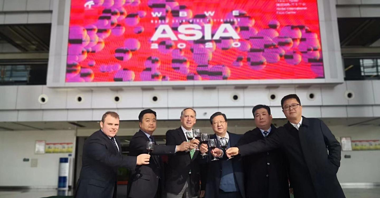 WBWE Asia, continúa trabajando por el futuro de las exportaciones a granel a China