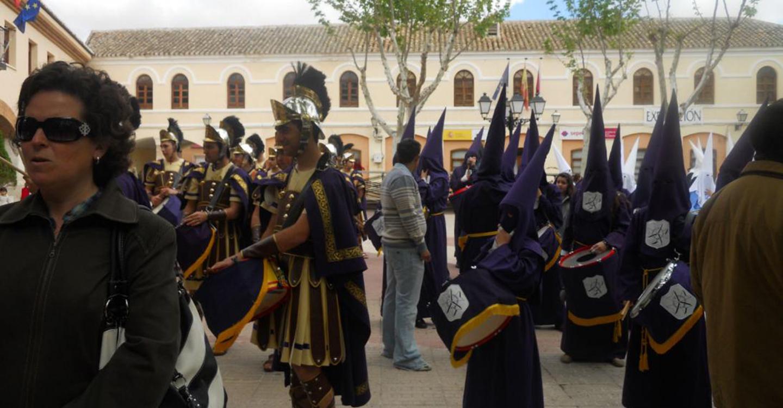 Declaradas fiestas de Interés Turístico Regional la Semana Santa de Villacañas y la fiesta del Santo Niño Perdido de Valdenuño