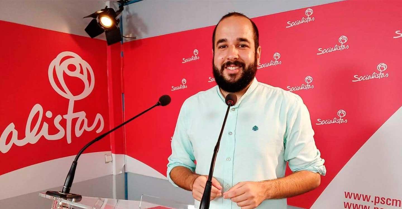 """El PSOE lamenta que el PP de Paco Núñez """"en vez de acordar, prefiere boicotear"""""""