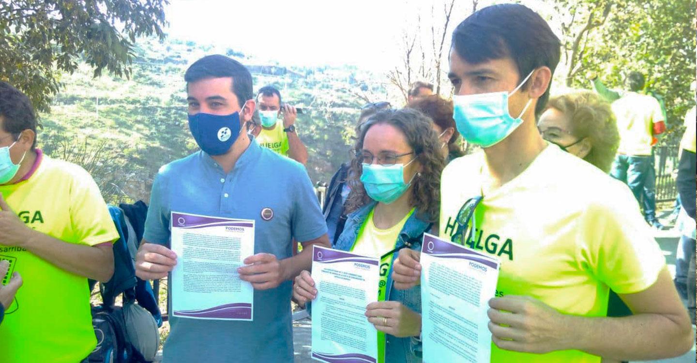 """Podemos C-LM apoya la huelga de informáticos del SESCAM y solicita a la Junta """"esperar a la nueva legislación"""""""