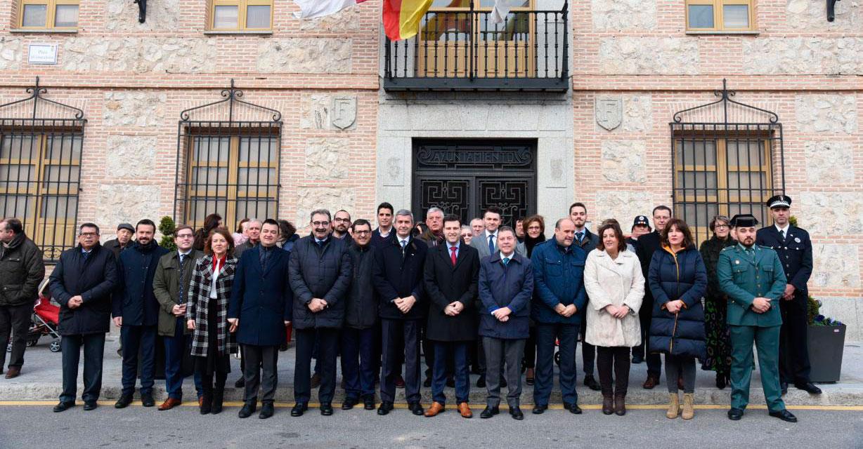 García-Page anuncia la inauguración de la ampliación de la empresa Bell en Fuensalida (Toledo) y otra nueva factoría más en Albacete
