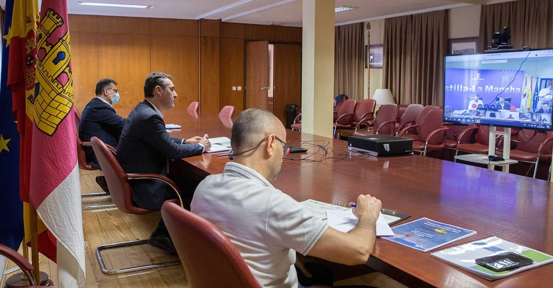 El  Gobierno Central pone a disposición de Castilla-La Mancha un amplio dispositivo de apoyo para hacer frente a los incendios forestales