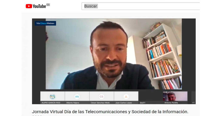 El Gobierno de Castilla-La Mancha celebra una jornada virtual de Digitalización para acercar las TIC a los ciudadanos de la región