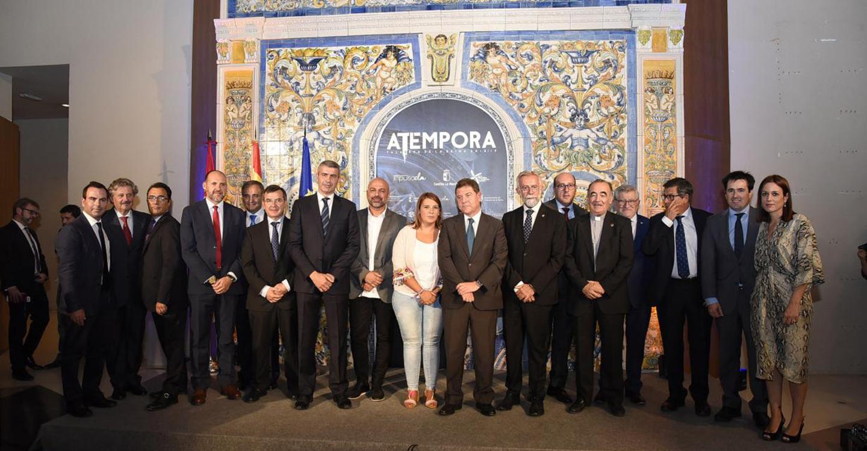 García-Page insta a todas las administraciones a colaborar para el desarrollo de dos millones de metros cuadrados de suelo industrial en Talavera de la Reina