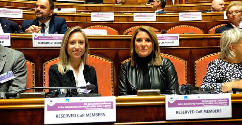 Castilla-La Mancha aboga por aumentar los foros de diálogo sobre las políticas europeas que mejoran la convivencia entre los ciudadanos