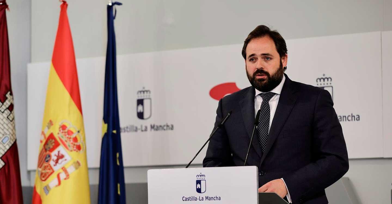 """Núñez propone otorgar la medalla de oro de la región a todos los castellano-manchegos por su comportamiento y reacción """"ejemplar"""" ante la crisis sanitaria del coronavirus"""