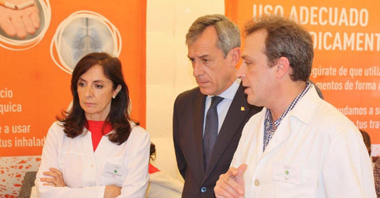 Eurocaja Rural respalda la labor informativa y asistencial que proporcionan las farmacias