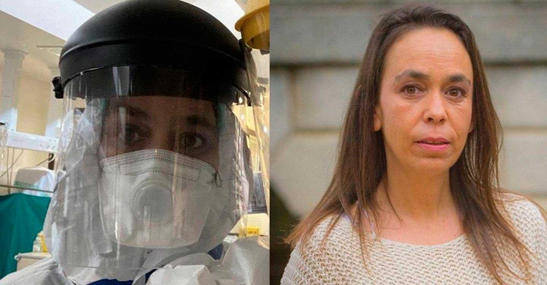 Helena Galán, sanitaria de UCI en Toledo, encabezará la candidatura 'Todas Somos Podemos' para la dirección regional de Podemos