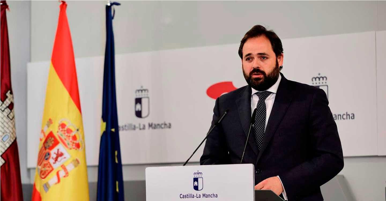 Núñez avanza una batería de propuestas en materia educativa para que el próximo curso se inicie con todas las garantías de seguridad