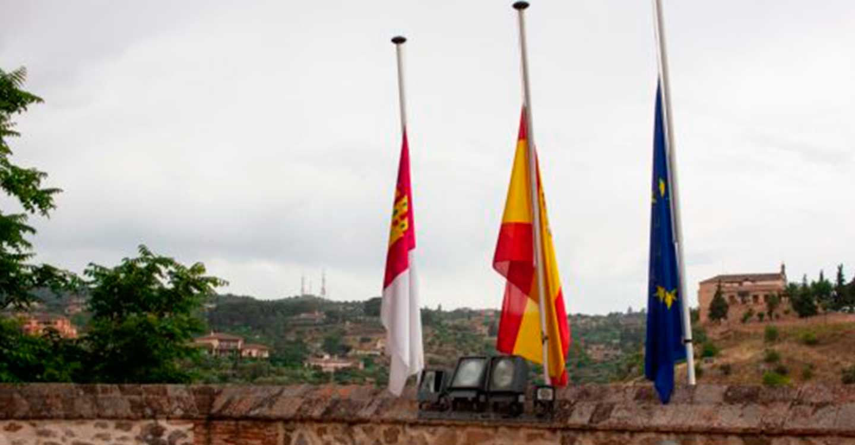 Las Cortes regionales se suman al minuto de silencio por las víctimas de la Covid-19