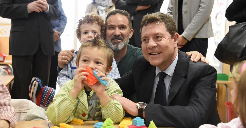 El actual Plan de Infraestructuras contempla hasta su finalización la ejecución de 49 grandes obras educativas solo en la provincia de Toledo