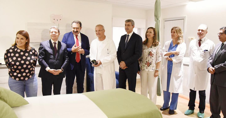Más de un centenar de embarazadas han dado a luz en la nueva Casa de Partos del Hospital General Universitario de Talavera de la Reina