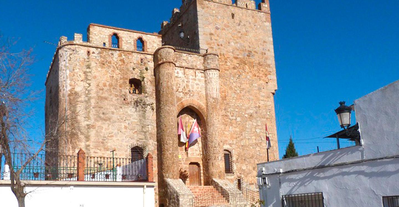 Visitamos el Castillo de Manzaneque