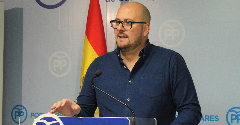 """Castillo pide """"fondos compensatorios"""" para los ayuntamientos por la plusvalía"""