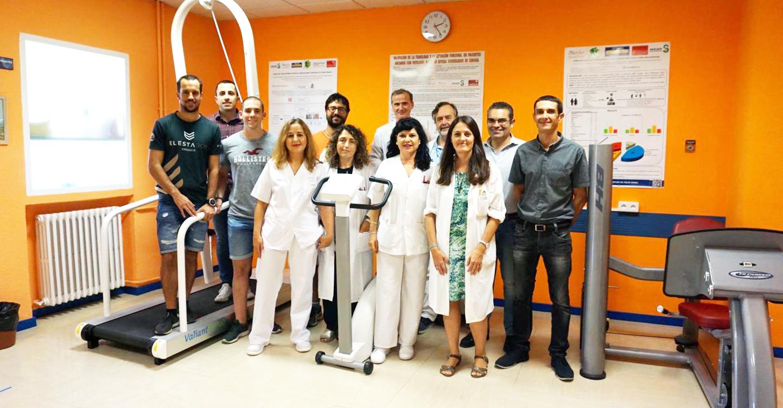 El Hospital de Toledo estudiará la fragilidad en pacientes ancianos con enfermedad cardiaca valvular para mejorar su calidad asistencial