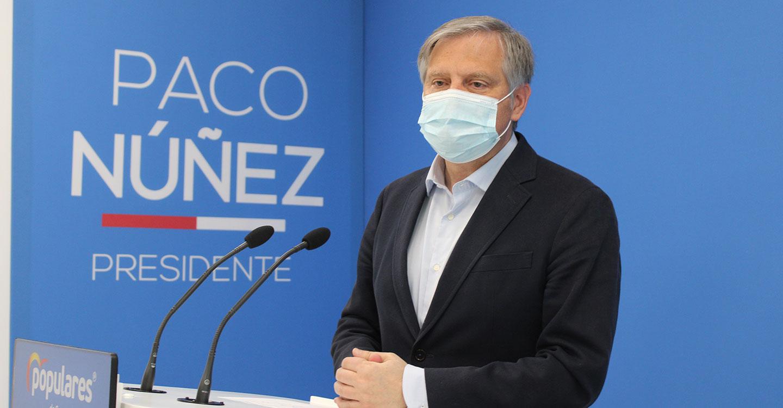Cañizares pide al `Tezanos de La Mancha´ que deje de hacer `encuestas fantasmas´ y se centre en bajar los impuestos a los castellanomanchegos