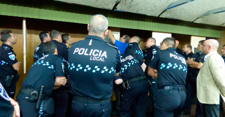 El Gobierno regional invierte en la mejora de las instalaciones de la Escuela de Protección Ciudadana