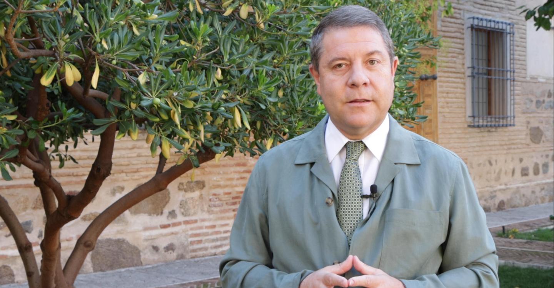 """García-Page celebra el """"éxito colectivo"""" que ha supuesto inmunizar a más del 70 por ciento de la población diana de Castilla-La Mancha"""