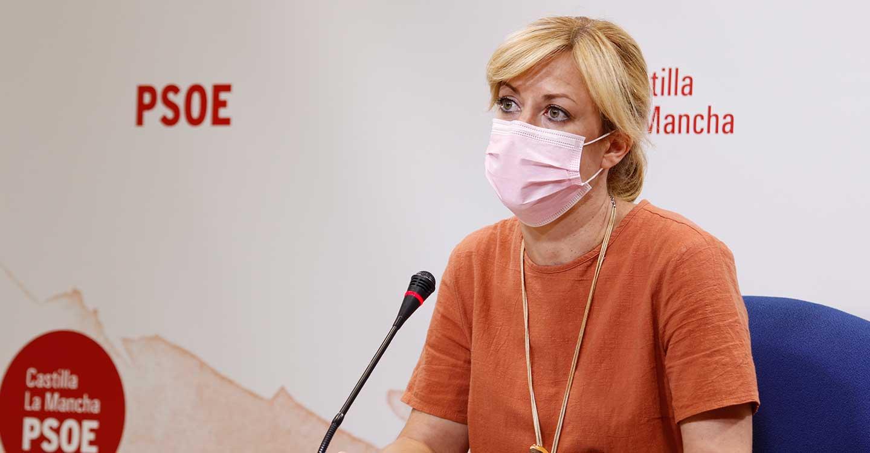 Abengózar destaca el fortalecimiento de los ser-vicios públicos para luchar contra la despoblación frente al proyecto de 'fracking' o el ATC del PP
